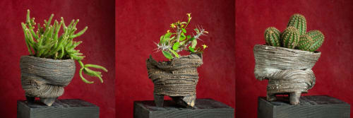 johnnyclayworks - Planters & Vases and Planters & Garden