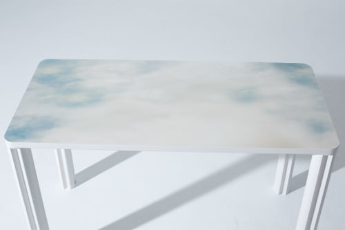 Tables by Chassie Studio seen at Chelsea, New York - Air Desk