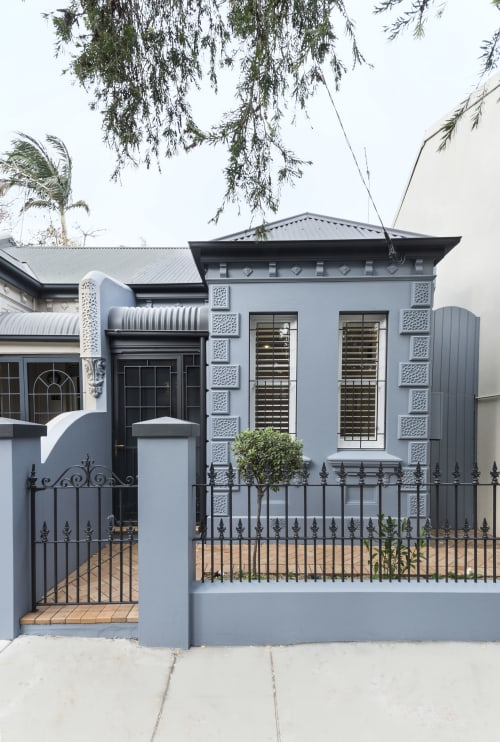 Architecture by Amrish Maharaj Architect seen at Private Residence, Enmore - Enmore House
