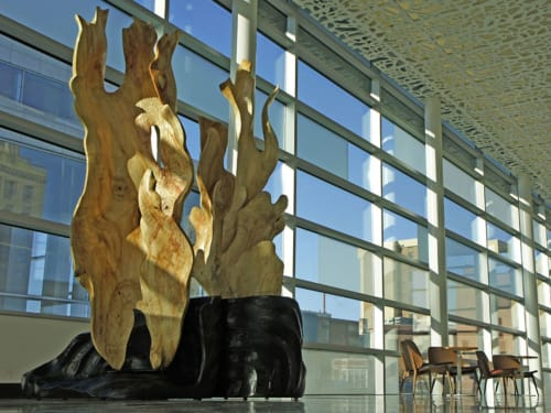 Aaron Laux Design - Sculptures and Art