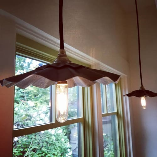 Pendants by Form & Reform seen at Private Residence, Oakland - Pendant Lights