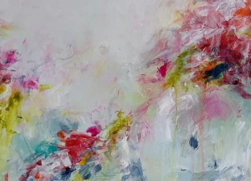 Paintings by Darlene Watson seen at Private Residence, Olathe - Soulful