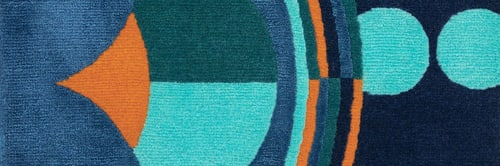 Lucy Tupu Studio - Rugs and Chairs