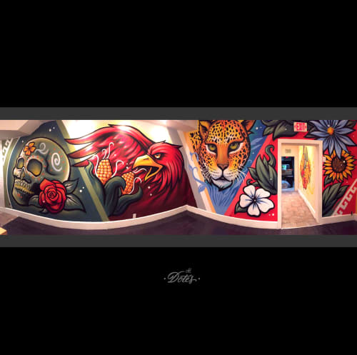 Dotes - Murals and Art