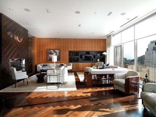 Interior Design by Studio Pyramid at Private Residence, Toronto - Interior Design