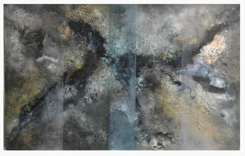 Paintings by Barbara Rubenstein - Mirror...Mirror