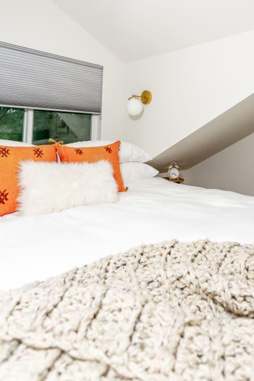 Pillows by Pillowpia seen at Private Residence, Golden, Golden - Pillows