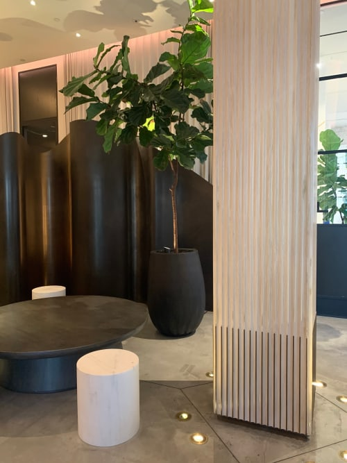 Architecture by Anda Andrei Design seen at 11 Howard, New York - Howard Hotel Lobby
