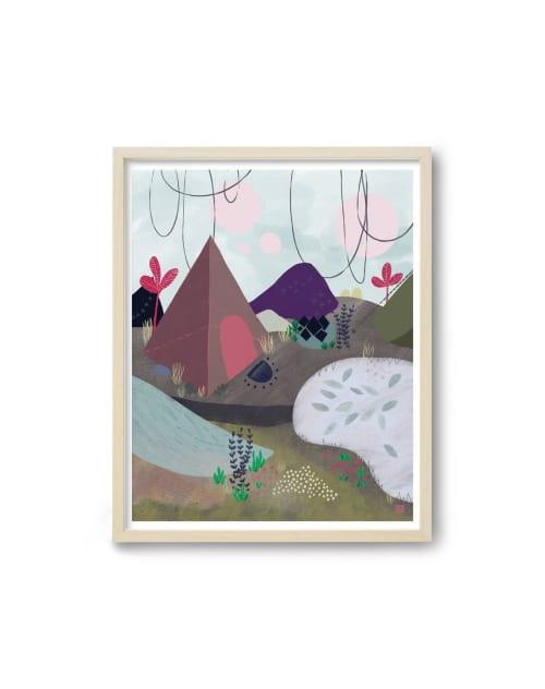 Paintings by Birdsong Prints - Fairytale Art Print