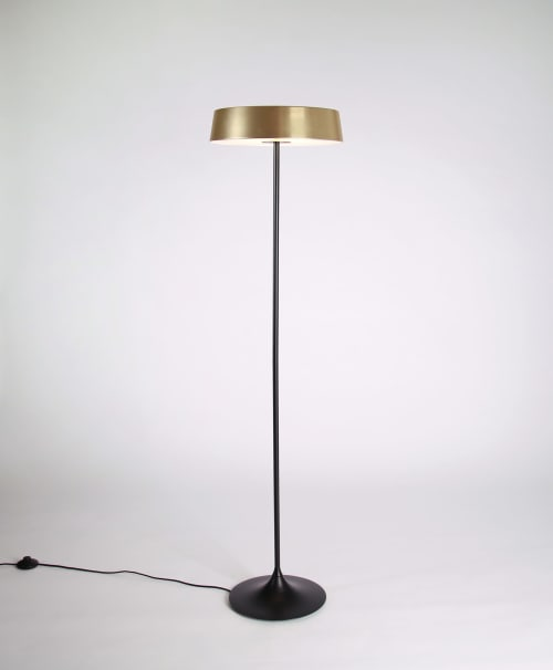 Lamps by SEED Design USA seen at 858 Lind Ave SW, Renton - CHINA LED Floor Lamp