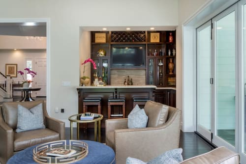 Interior Design by Courtney Thomas Design seen at Private Residence, La Cañada Flintridge - Berkshire