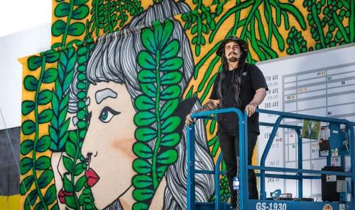 Tyson Krank - Art and Street Murals