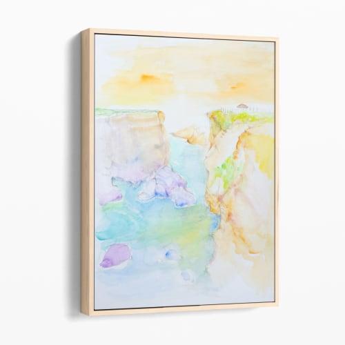 Paintings by Kara Suhey Print Shop - Soft Summer