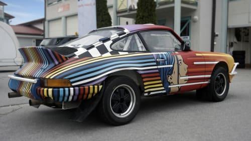Art & Wall Decor by JAY KAES at Munich, Munich - Custom Porsche 911