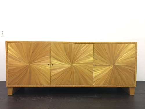 Furniture by Straw & Design Co. seen at Private Residence - GMF Cabinet