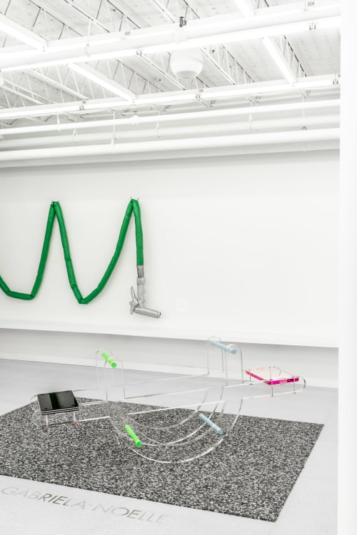 Furniture by Gabriela Noelle seen at Miami, Miami - Twin Pops Seesaw