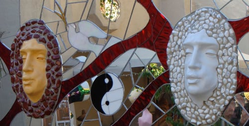 Glass Mosaic Master - Public Sculptures and Sculptures