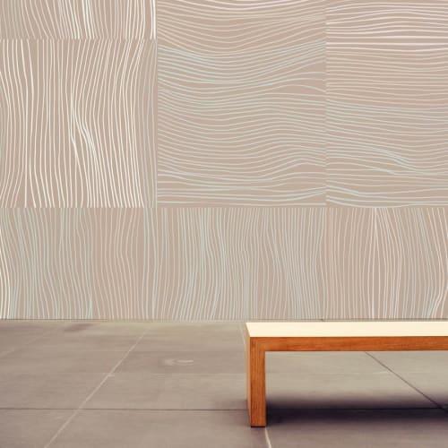 Nest   Sands   Wallpaper by Jill Malek Wallpaper