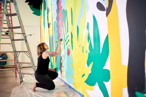 Meg Wagler - Signage and Murals