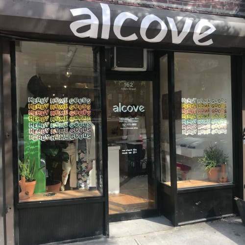 Alcove | Murals by Very Fine Signs | Alcove in New York