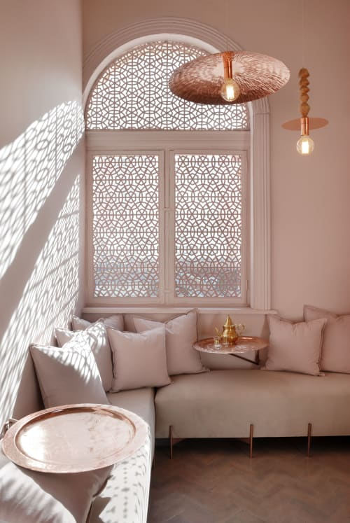 Interior Design by STUDIO 19 at Johannesburg, Johannesburg - Yswara Tea Room