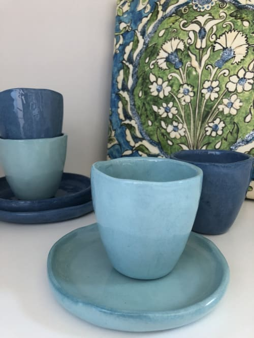 MITTEE CERAMIC - Cups and Ceramic Plates
