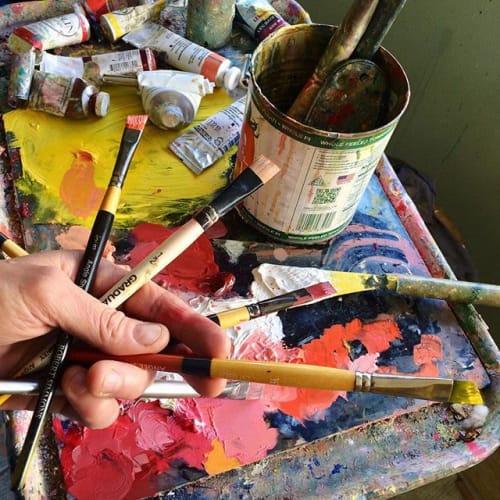 Kandra Scheffler - Paintings and Art