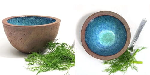 Tableware by BlackTree Studio Pottery & The Potter's Wife seen at Private Residence, Mill Creek - Ramekin Bowls
