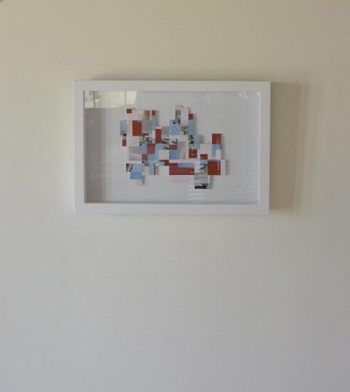 Art & Wall Decor by Myrrhine Fabricius seen at Private Residence, Sydney, Sydney - Porters 2