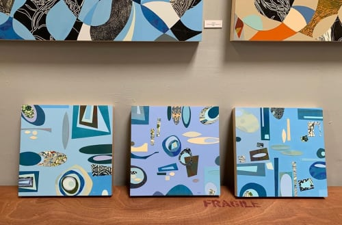 Paintings by Fernando Reyes Fine Art seen at Fernando Reyes Fine Arts, Oakland - Paintings