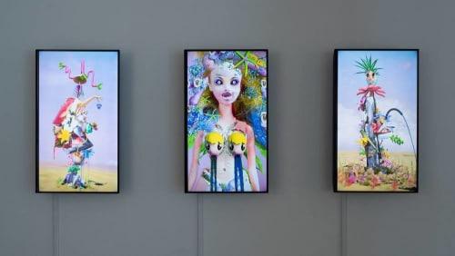 Katie Torn - Art