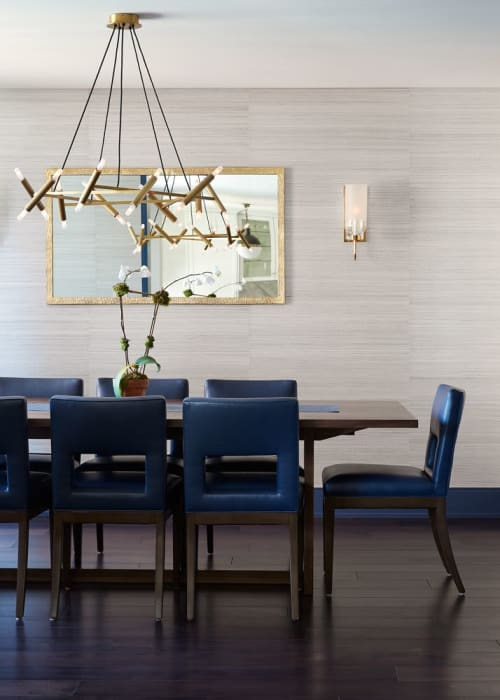 Pendants by The Bright Group seen at Private Residence, Upper East Side, New York - Pendants