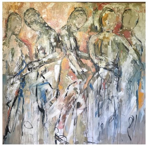 Paintings by AOS Fine Art at Private Residence - Jackson, MS, Jackson - Welcome