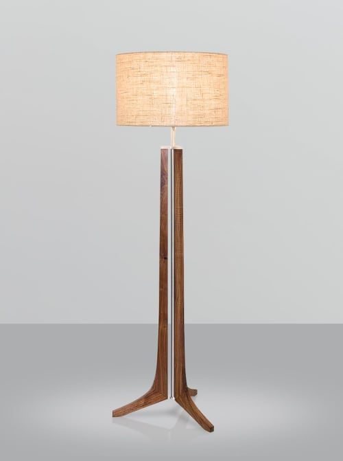 Lamps by Cerno seen at Private Residence, Portland - Forma Floor Lamps