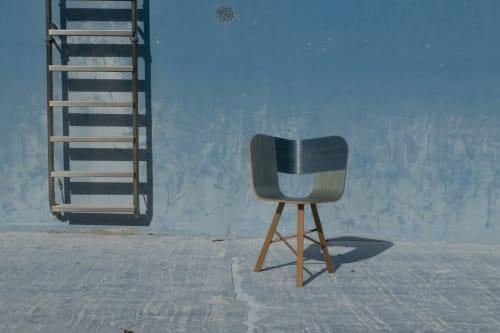 Interior Design by Lorenz+Kaz seen at Private Residence, Milan - Tria chair - Colé Italian design