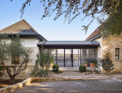 Architecture by Jessica Stewart Lendvay Architects seen at Private Residence, Austin, Austin - Architecture