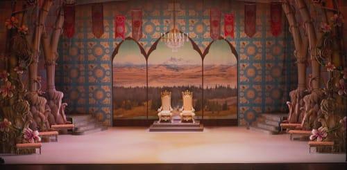Art Curation by Van Charles seen at Alberta Ballet - Creative Offices, Calgary - Jubilee Auditorium Calgary AB