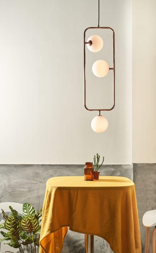 Pendants by SEED Design USA seen at Creator's Studio, Renton - SIRCLE Pendant PV3