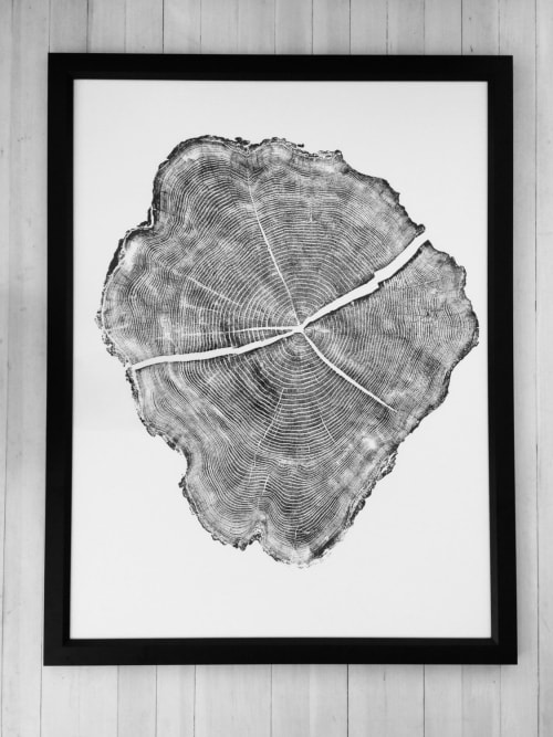 Giant Black Locust Tree | Art & Wall Decor by Erik Linton