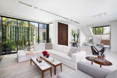 Interior Design by DUNAGAN DIVERIO DESIGN GROUP seen at Private Residence, Miami Beach - Tropical Modern
