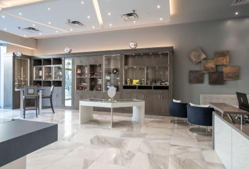 Interior Design by Barbara Gilbert Interiors, LLC seen at Plano, Plano - Spectacles
