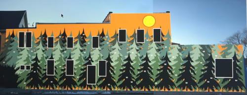 Nicole Cherry - Murals and Art