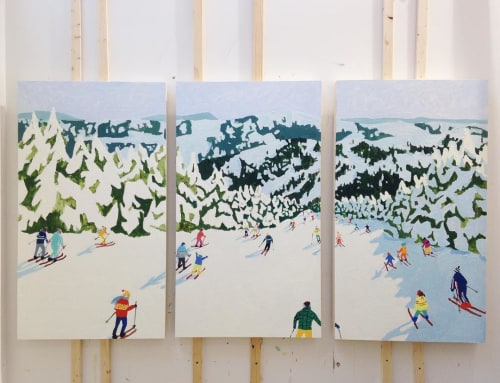 Sophie Treppendahl - Paintings and Art & Wall Decor