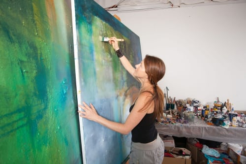 Rhea Ashcraft Art - Paintings and Art