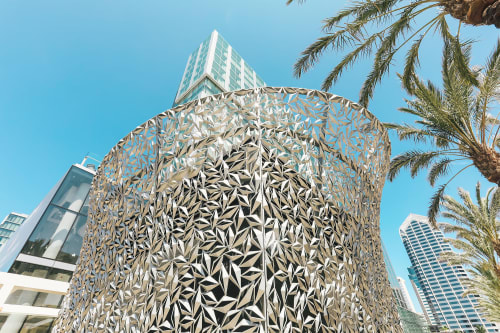 Public Sculptures by Christopher Puzio at InterContinental San Diego, San Diego - Groundswell