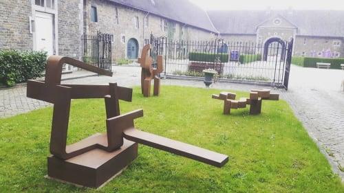 Carlos Albert - Public Sculptures and Public Art