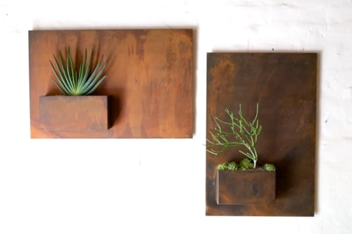 Vases & Vessels by Potted seen at Los Angeles, Los Angeles - City Planters at Potted