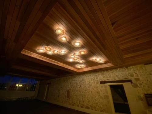Lighting Design by Coup-de-foudre by Arickx-Vermandere seen at Private Residence - Silence