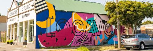 Sonsie Studios - Street Murals and Murals