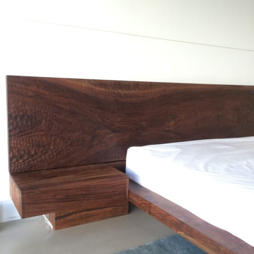 Beds & Accessories by IW (Integration Workshop) at Private Residence, Portland - Platform Bed